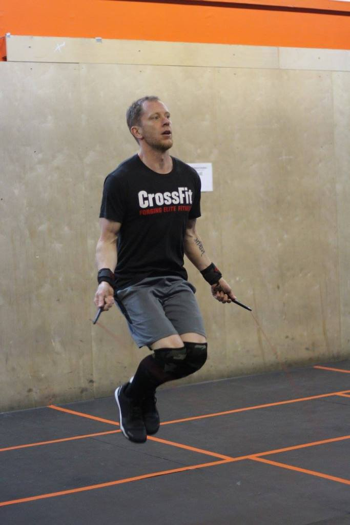 Sam Mulligan (Co-Owner) –  CrossFit Level 1, Bachelor of Recreation studies (2005)